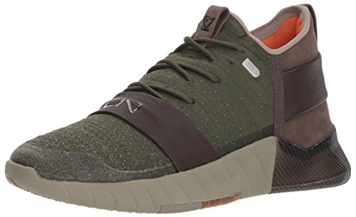 Under Armour Men's C1N TR LUX Sneaker, Downtown (300)/Nori Green, 10