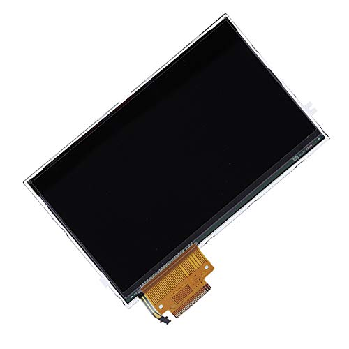 fosa Replacement LCD Display Panel with Backlight for Sony PSP 2000 2001 2002 2003 2004 Console LCD Screen Part ()