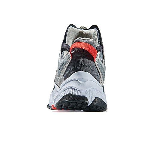 Gris Pour Homme Moyen Chaussures Basses Rax 1PqxaT7a