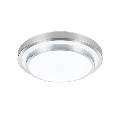 Afsemos 10 inch led flush mount ceiling lights12w led ceiling lights6000k