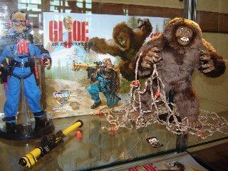 G.I Joe Air Adventure : Search for Sasquatch