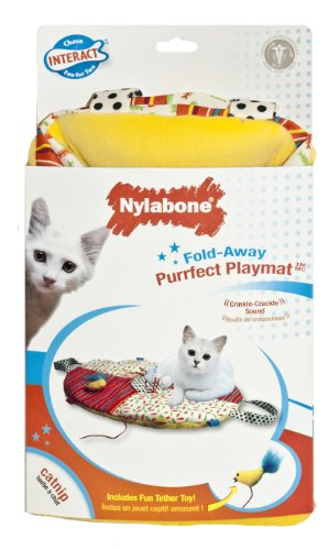 picture Cat Interactive Fold-Away Purrfect Playmat