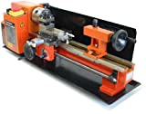 Metal Lathe - 7 X 14 Mini Metal Lathe