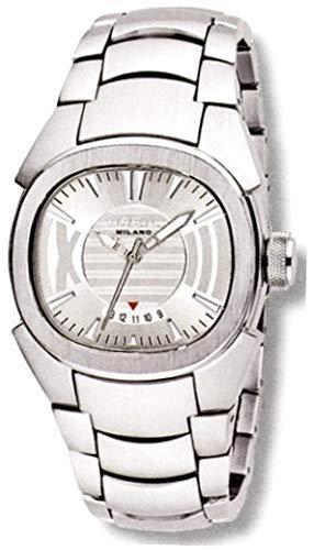 Breil BW0302 - Reloj Analógico Para Hombre, color Oro Amarillo/Marrón: Amazon.es: Relojes