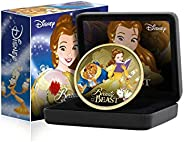 Beauty & The Beast Disney Coin Collection - Celebrate a Special Day with The Official Disney Coin - Big Si