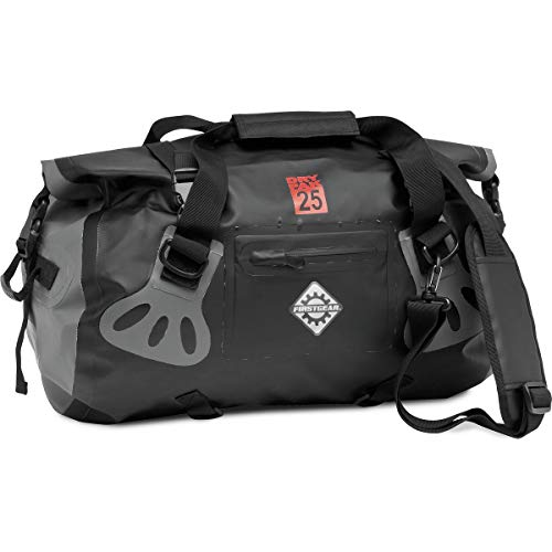Firstgear Torrent Waterproof Duffle Bag (25L) (Black) ()