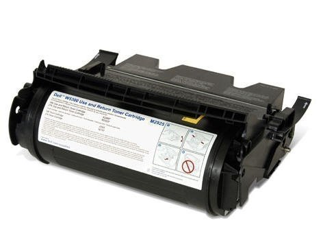 Toner Eagle Brand Compatible Toner Cartridge For Use In Dell 5210/5210n/5310/5310n Laser Printers. Replaces Dell 341-2919 and 310-7237, Office Central