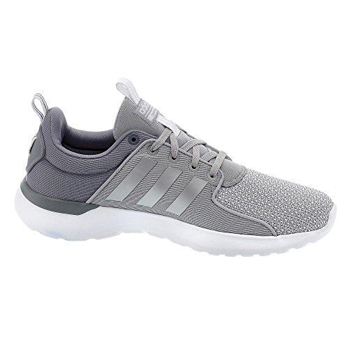 timeless design e5435 947de ... adidas Damen Cloudfoam Lite Racer W Sneaker Low Hals, Blau  (OniclaPlamat ...