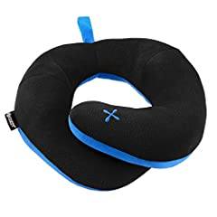 Are you looking for the most comfortable neck support pillow on the market? Do you need a travel pillow that works? Check the BCOZZY travel neck pillow with chin support. WHY BUY A BCOZZY? - This patented pillow provides a perfect support for...