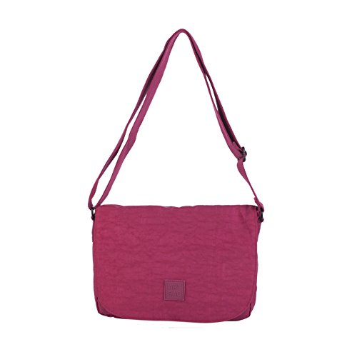 Artsac Cross Body Plum Shoulder 50032 Flapover Bag rHn1qrx