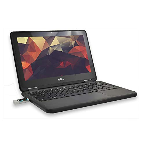 Dell Chromebook 11-5190 2-in-1 Convertible Notebook, 11.6