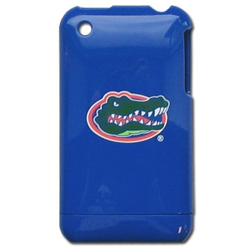 Florida Gators NCAA for Apple iPhone 3 3G 3GS Faceplate Hard Cover Protector Snap On Case fits AT&T Wireless ()