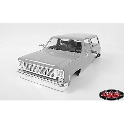 Blazer Body (RC 4WD Z-B0092 RC4WD Chevrolet Blazer Hard Body Complete Set)