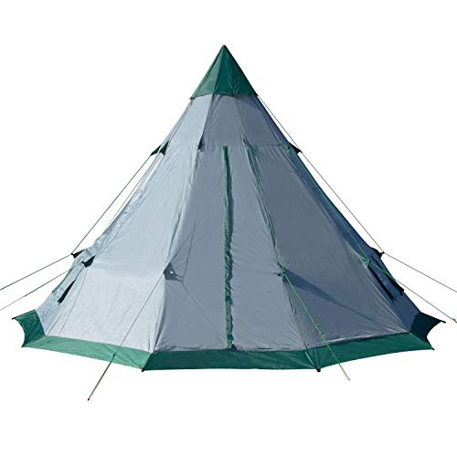 Winterial 6-7 Person Teepee Tent, 12