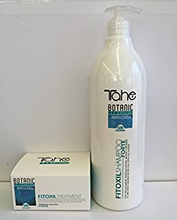 Amazon.com: Fitoxil Shampoo Forte With Active Vegetable ...