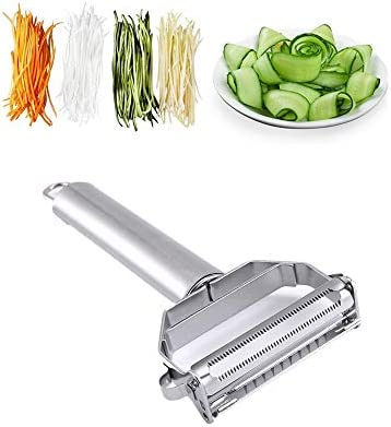TOONEV Stainless Vegetable Multi functional Double sided product image