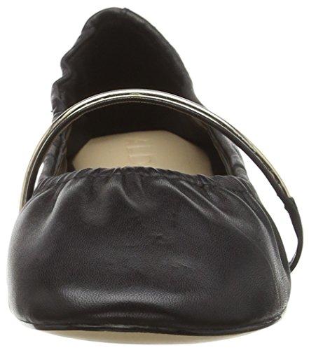 AldoCavizano Leather Nero Black 97 Ballerine Donna 6aq6r