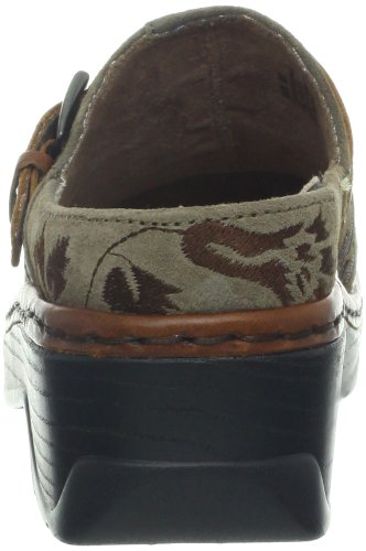 Klogs USA Womens Austin Clog Taupe Tapestry urrJ8