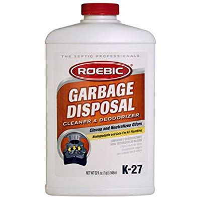 Roebic K-27-Q 32-Ounce Garbage Disposal Cleaner