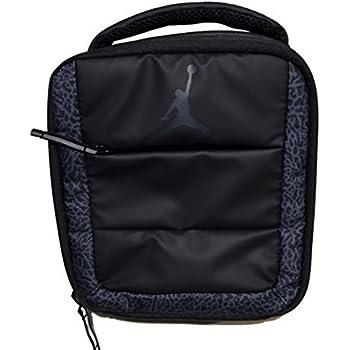 e79e36b6062988 Amazon.com  Nike Air Jordan Standing Up Right Lunch Tote Bag ...