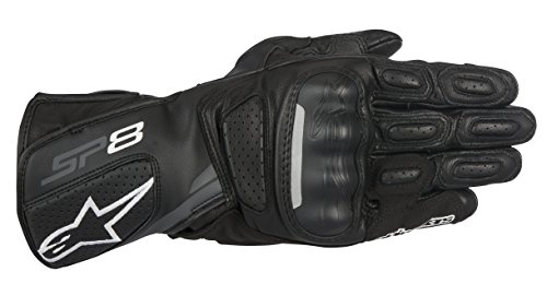 Alpinestars Motorcycle Gloves - 4
