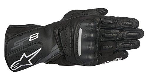 Alpine Motorcycle Gloves - 5