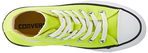 Yellow Chuck up Taylor Unisex Converse Lace Electric As Specialty Hi pqRg1Waz7