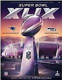 Official Super Bowl 49 XLIX 2015 Superbowl Game Program-Preorder - No UPC Code