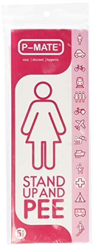 P-Mate Female Disposable Urine Director (10 Pack) by P-Mate