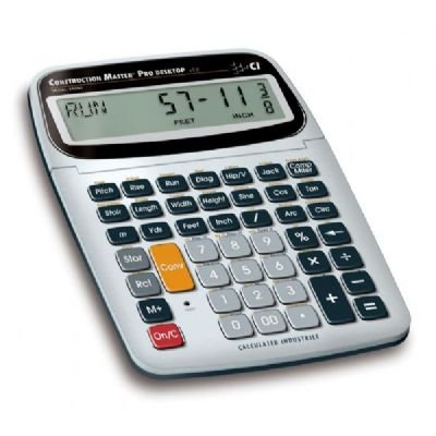 Calculated Industries 44060 Construction Master Pro DT by Calculated Industries