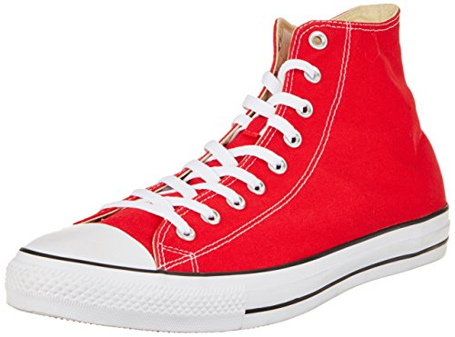 Unisex Converse Core Chuck Rojo All Zapatillas Taylor Adulto Star Hi Altas 4a471pc