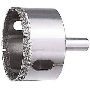 ホールソー ガラス タイル 用 選べる30サイズ(6~150mm) ガラス穴あけドリル ホルソー (25mm)