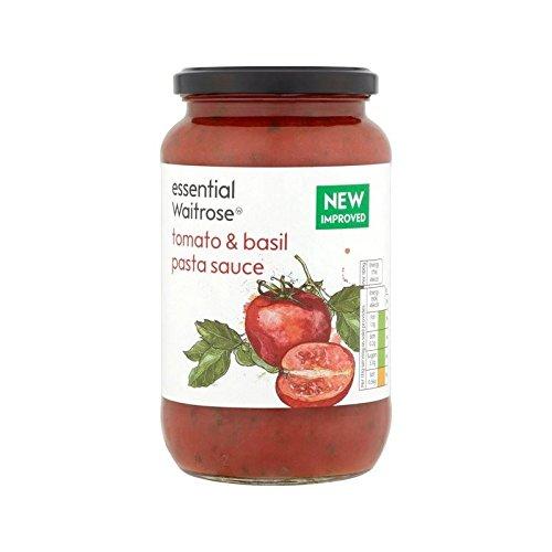 Tomato & Basil Pasta Sauce 555g - Pack of 6