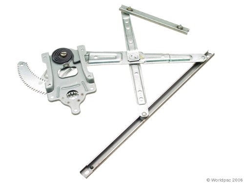 (OES Genuine Front Driver Side Window Regulator)