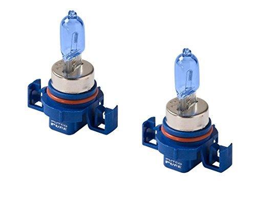 Putco 230001NB Pure Halogen Fog Light Bulb - Nitro Blue - H16 (Pair) Color: Nitro Blue, Model: 230001NB, Outdoor&Repair Store (H16 Blue Fog Light Bulb)