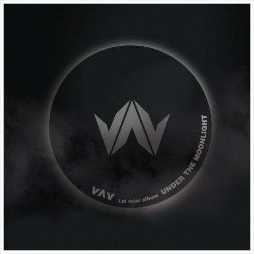 VAV - VAV [UNDER THE MOONLIGHT] 1st Mini Album CD+Photobook+Tracking Number K-POP SEALED - Amazon.com Music