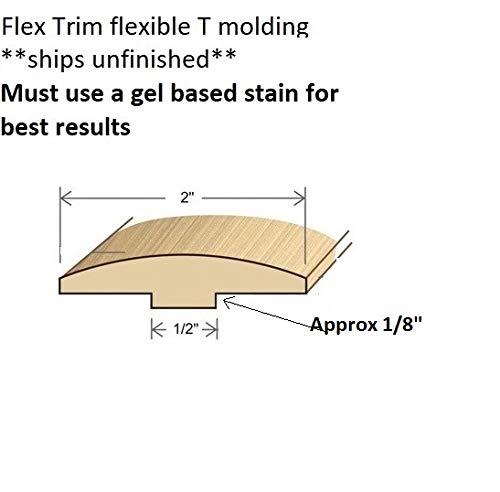 FLEXTRIM Flexible T Molding- 2