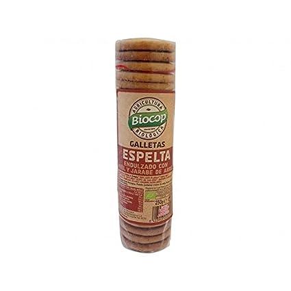 Biocop Galletas de Espelta, 250 g