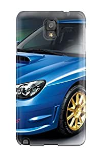 Cynthaskey Premium Protective Hard Case For Galaxy Note 3- Nice Design - Subaru Impreza 38