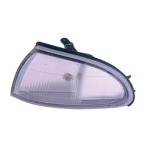 1993-1997 Geo Prizm Corner Park Light Turn Signal Marker Lamp Left Driver Side (1993 93 1994 94 1995 95 1996 96 1997 -
