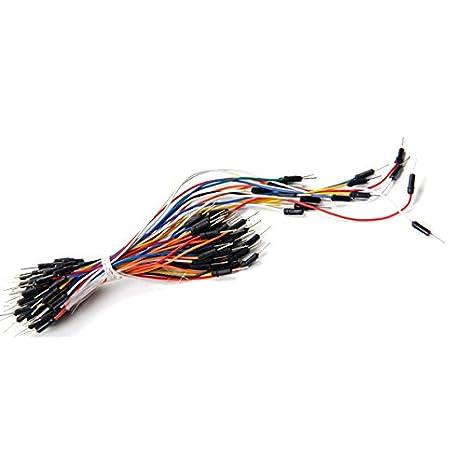 ILS - 65 Piezas Macho cortacésped Cables Puente Cable Dupont Hilo ...