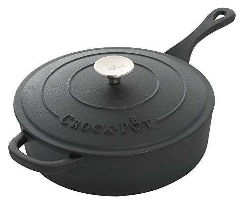 Crock Pot 111998.02 Artisan 3.5 Quart Preseasoned