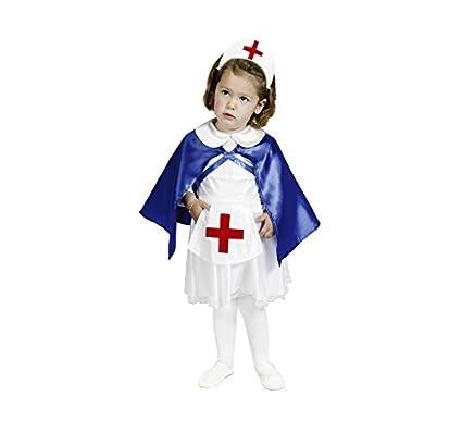 Disfraz de Enfermera 1-2 años para niña