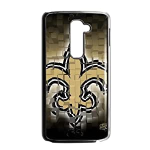 LG G2 Phone Cases NFL New Orleans Saints Cell Phone Case TYE766675