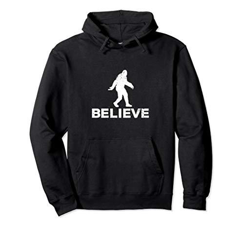 Believe in Bigfoot Sasquatch or Yeti Hoodie ()