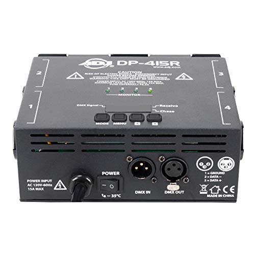 Os Club Roma Halloween (ADJ Products Stage Lighting Dimmer Pack)