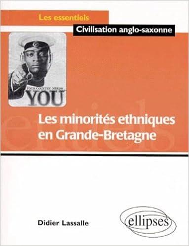 Download Online Les minorités ethniques en Grande-Bretagne epub pdf