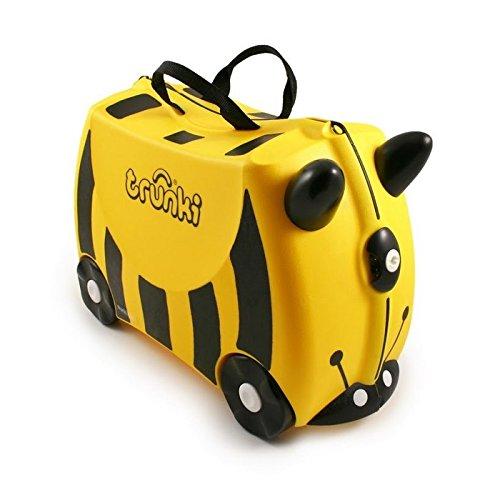 Kinderkoffer zum Sitzen - Tiger Trunki Sitzkoffer