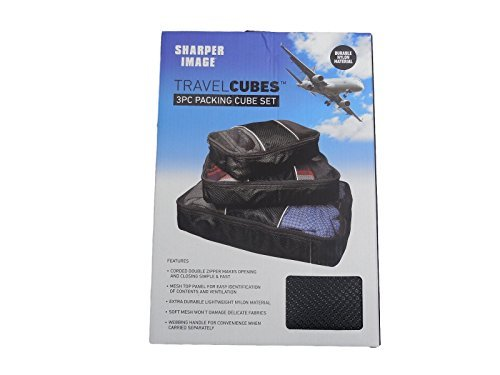 sharper-image-travel-packing-cube-set-3pcs-black