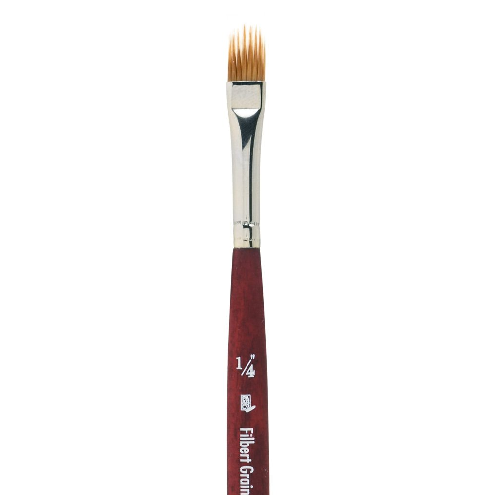 Watercolor /& Oil Princeton Velvetouch Artiste Mixed-Media Brush for Acrylic Size 2 Series 3950 Script Liner Luxury Synthetic